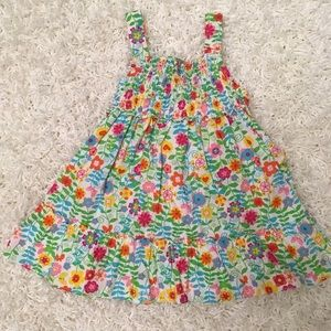 Other - Adorable Flowery Happy Summer Dress - Size 18-24M